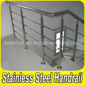 Stainless Steel Stair Railing pictures & photos