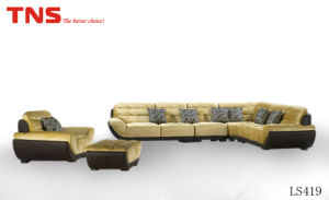 Furniture (LS419) in Fabric Sofa