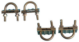 Grounding Rod Clamps pictures & photos