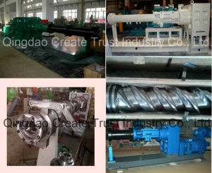 High Performance Rubber Extruder (Cold Feeding) pictures & photos