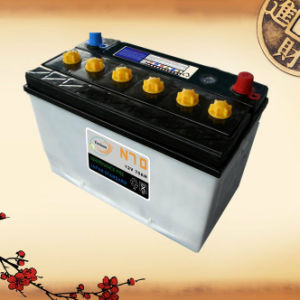 12V70ah N70L Dry Charged Car Battery pictures & photos