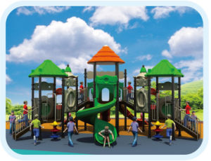 High Quality Outdoor Children Playground Equipment Play Sets HD-Tsg014 pictures & photos