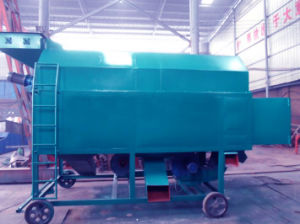 Mobile Roatary Grain Cleaner Grain Cleaning Machine pictures & photos