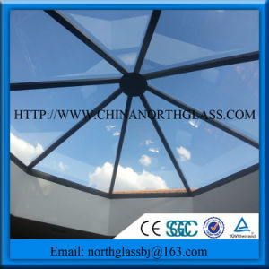 Hot Selling Igu Building Skylight Glass pictures & photos
