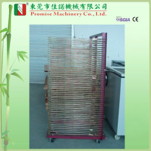 Drying Racks Trolley for Screen Printer Drying Products After Printed