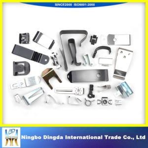 Customized Metal Stamping Parts with Zinc Plating pictures & photos