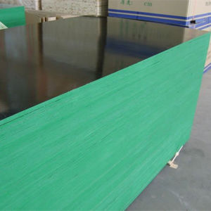 China Cheap Film Faced Plywood Used for Construction. pictures & photos