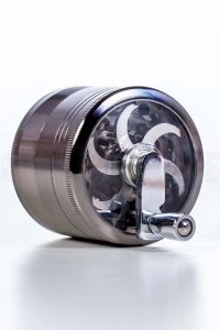 2.5′′ Four Layer Crank Herb Grinder for Grinder Tobacco pictures & photos