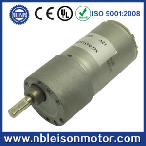 37mm 12V High Torque DC Gear Motor pictures & photos