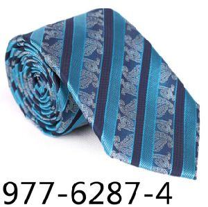 New Design Fashionable Stripe Paisley Necktie 6287-4 pictures & photos
