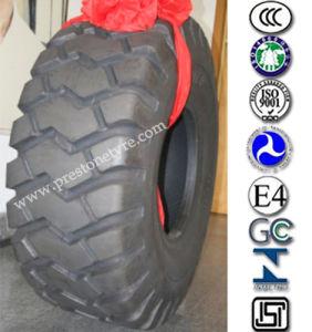E3, E4, L5, L5s Bias Loader Tyre, Mining OTR Tire 23.5-25, 18.00-33, 26.5-25 pictures & photos