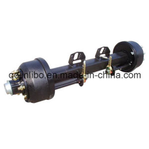 Trailer Parts Use English Type Trailer Axle pictures & photos