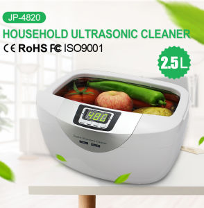 2.5 Liters Heated Ultrasonic Jewelry Cleaner pictures & photos