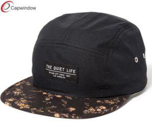 Camping Hat Black Outdoor Cap Headwear (07037) pictures & photos