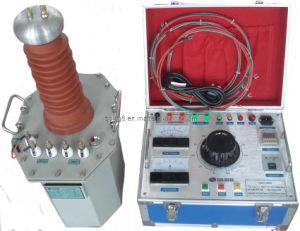 Power Frequency Withstand Voltage Tester 5kVA/100kv pictures & photos