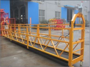 ZLP250 Steel Painted or Galvanized or Aluminum Suspended Platform pictures & photos