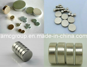 Samarium Cobalt (SmCo) Magnets Disc Magnet pictures & photos