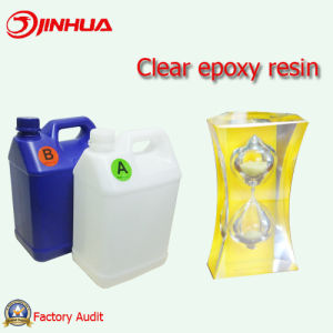 High Quality Crystal Craft Clear Casting Epoxy Resin pictures & photos