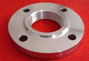 DIN 2566 Pn16 / DIN En 1092 Type 13 Threaded Flanges pictures & photos