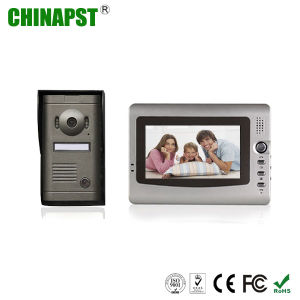 7 Inch Wired Home Apartment Intercom Video Door Phone (PST-VD972C) pictures & photos