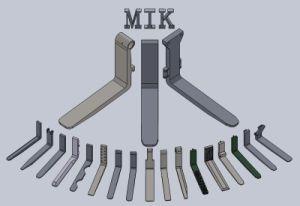 ISO/Fem Standard or OEM Forklift Pallet Fork pictures & photos