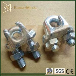 Malleable a Type Wire Rope Clip pictures & photos