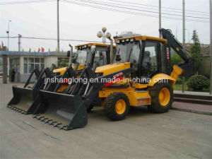 China Xt870 XCMG Loader Backhoe Loader pictures & photos
