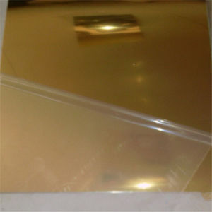 High Quality Copper Plate, Brass Sheet C2700 pictures & photos