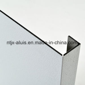 Aluis Interior Texture Aluminium Composite Panel pictures & photos