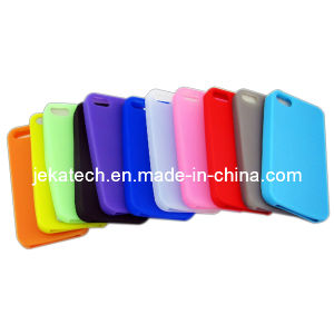 for iPhone 5s Silicone Case (JK-IPH5-A-01) pictures & photos