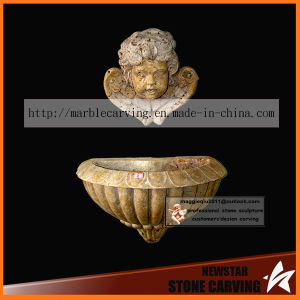 Statue Surround Hand Carving Wall Fountain for Decoration (NS-12F29) pictures & photos