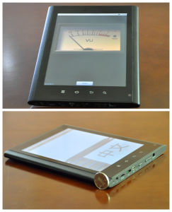 Tablet PC, 8 Inch Android 2.2 OS, Imx515 800MHz CPU Bluetooth & GPS