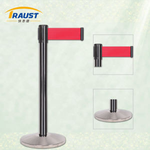 Wholesale High Quality Retractable Belt Stanchion pictures & photos