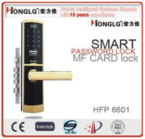 Standalone Digit Password Card Door Lock Set (HFP6601) pictures & photos
