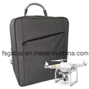 Phantom Series Uav Double Shoulders Backpack Bag with Big Handle pictures & photos