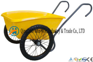 Total Control 5 Cubic Foot Garden Cart pictures & photos