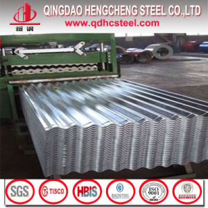 Aluzinc Steel Corrugated Roofing Sheet pictures & photos