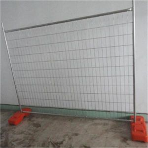 Moveable Hot Dipped Galvanized Temporary Fence (Kjfence)