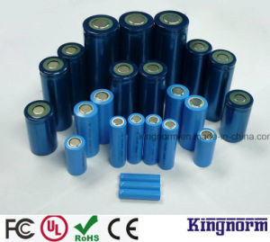 3.6V 14430 Li-ion Battery Single Cell pictures & photos