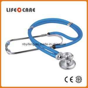 Medical Transparent&Nbsp; Sprague&Nbsp; Rappaport&Nbsp; Zinc Alloy Stethoscope pictures & photos