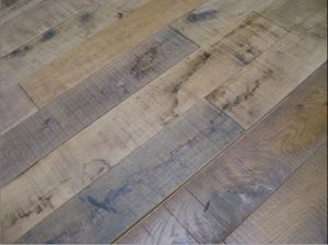 Oak Engineered Wood Parquet Floor / Hardwood Flooring pictures & photos