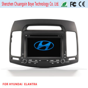 6.95 Inch 2 DIN DVD Player for Old Elantra pictures & photos