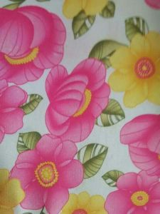 Printed Flower Industrial Safety Cotton Garden Work Gloves