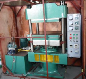 Four Column Hydraulic Hot Press pictures & photos