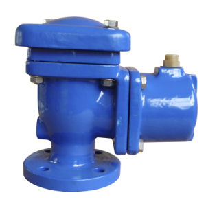 Ductile Iron Single Sphere Air Valve pictures & photos