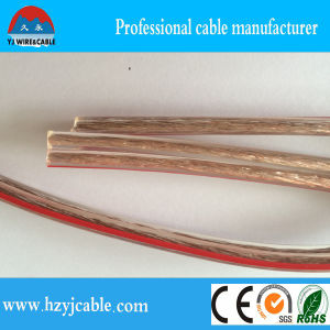Transparent Speaker Cable / Red and Black Cable Speaker Cable / Rb Cable pictures & photos