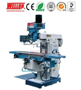 Universal Turret Milling Machine (Turret Milling Drilling Machine XL6336 X6336) pictures & photos