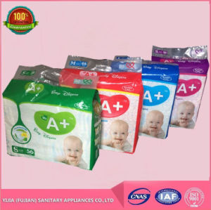 Disposable Comfortable Pampering Hot-Selling Baby Diaper pictures & photos
