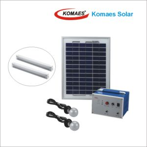 10W PV Panel Solar Panel Home Solar System with TUV IEC Mcs CE Inmetro Idcol Soncap Certificate