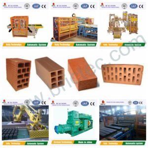 Brick Making Machines for Sale, Vacuum Extruder pictures & photos